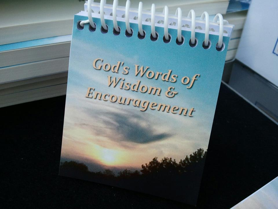 God's Words of Wisdom & Encouragement